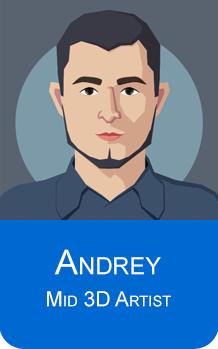 Andrey m3d
